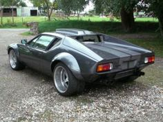 1972 DeTomaso Pantera Sports Coupe