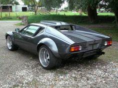 1972 DeTomaso Pantera Sports Coupe