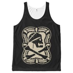 Pirates of the Caribbean 5   Save Your Soul All-Over-Print Tank Top