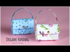 Find more information on Origami Ideas Origami Ball, Diy Origami, Paper Crafts Origami, Origami Cards, Origami Boxes, Dollar Origami, Origami Ideas, Diy Paper Bag, How To Make A Paper Bag