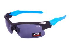 Oakley Fast Jacket Semi-Rimless Blue CSB