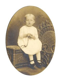 Master Urho Abraham Panula, 2, was born on 25 April, 1909. The son of Juha and Maria Panula, he boarded the Titanic at Southampton with his mother and four brothers. They were travelling to Coal Centre, Pittsburg, Pennsylvania to join their father. All 6 perished in the disaster. Urho's body body was never found - Find A Grave Photos