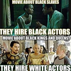 "Watch John Olivers youtube video ""Hollywood whitewashing-why is this still a thing"""