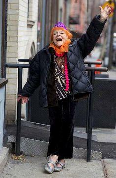 Advanced Style: Ari Seth Cohen photographs the elderly fashionistas in New York