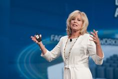 Partner Keynote: Data Center Imperatives in the New Era, Diane M. Bryant, Vice President and General Manager, Datacenter and Connected Systems Group, Intel by Oracle_Photos_Screenshots, via Flickr