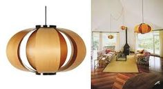 Resultado de imagen para lamparas madera doblada