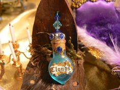Enchanted Fairy Magick Potion Captured by EnchantedFairyDreams, $10.00