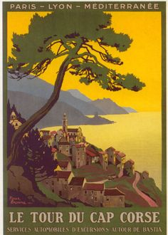 Affiches de Corse