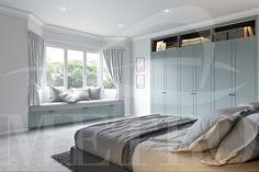 Fitted Bedroom Wardrobes London - Bespoke Bedroom Furniture - Showroom in London Fitted Bedroom Furniture, Fitted Bedrooms, Furniture Showroom, Bespoke Furniture, Luxury Furniture, Furniture Design, Clean Bedroom, Fitted Wardrobes, Bedroom Wardrobe