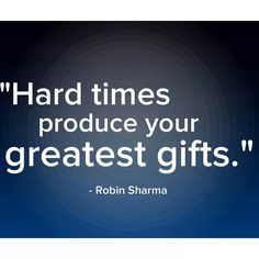 Citations De Robin Sharma Description robin sharma quote for the day happiness strength hard times Quotes About Strength In Hard Times, Inspirational Quotes About Strength, Motivational Quotes For Life, True Quotes, Quotes To Live By, Inspiring Quotes, Hard Quotes, Awesome Quotes, Inspirational Thoughts