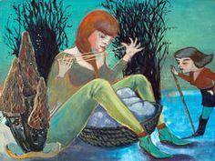 Rosa Loy, 'Handarbeit,' 2012, McClain Gallery