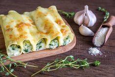 Descoperă o rețetă de cannelloni cu legume - Doza de Sănătate