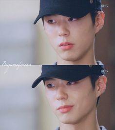you can psycho me anytime. Kim Yoo Jung Park Bo Gum, Park Bo Gum Wallpaper, Kbs Drama, Moonlight Drawn By Clouds, Kang Min Hyuk, Police Detective, Kdrama Actors, Flower Boys, Gummy Bears