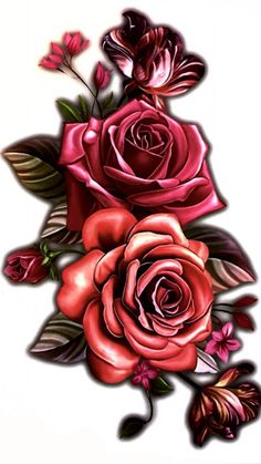 Large Rose Temporary Tattoo – foot tattoos for women flowers Foot Tattoos For Women, Female Tattoos, Up Tattoos, Flower Tattoos, Black Tattoos, Body Art Tattoos, Tattoo Drawings, Tattoos For Guys, Sleeve Tattoos
