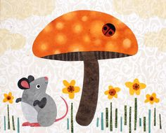 Mouse and Mushroom