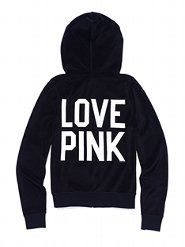 Dreaming of a PINK summer! And this fab hoodie