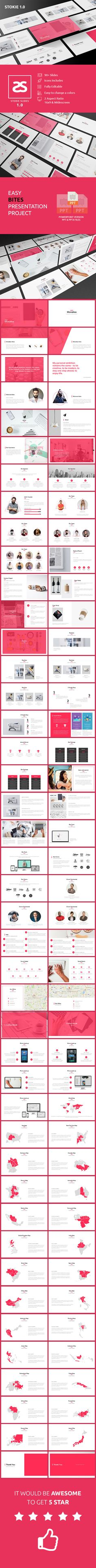 Creative #Powerpoint Template 1.0 - Creative PowerPoint Templates