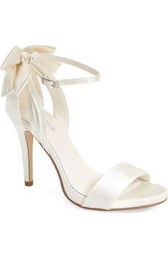 Menbur 'Ana' Bridal Sandal (Women) available at #Nordstrom