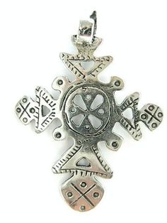 coptic cross design for tattoo