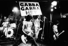 1976-1978: New York's CBGBs House Photographer