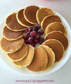 Kahvaltı için hazırlayabileceğiniz güzel bir seçenek, çocuklar da çok seviyor...   Ben tarifi buradan  alıp biraz değişiklikler yaptım...