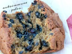 AIP Blueberry Muffins {autoimmune protocol, egg-free, dairy-free, nut-free; moist and delicious; easy ingredients!} - Eat Beautiful