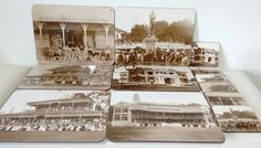 Singapore Cricket Club 6 Placements 6 Coasters Vintage Photographs Cork Boxed   #SingaporeCricketClub #VintageRetro Cricket, Club, Vintage Photographs, Singapore, Retro Vintage, Coasters, Christmas Gifts, Gift Ideas, Ebay