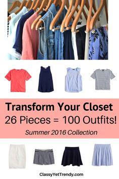 Classy Yet Trendy - fashion . lifestyle . capsule wardrobes