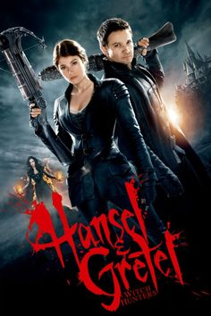 Hansel and Gretel – Witch Hunters (2013) Recensione completa su http://wp.me/p4V1g9-Db