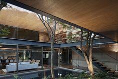 Casa Bacopari / UNA Arquitetos #arquitecture