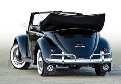 VW Cabrio Beetle #car #vw #beetle