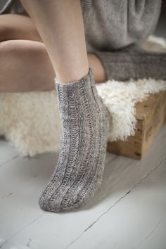 Ravelry: Snowberry sock pattern from Woolenberry.