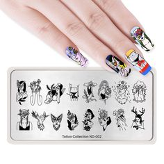 Item Type: TemplateTemplate Type: StampingWeight: Number: As the picture showsMaterial: Stainless steelQuantity: Name: NICOLE DIARY Rose Nail Art, Rose Nails, Nail Art Stencils, Nail Stamper, Animal Nail Art, Geometric Nail Art, Nail Art Stamping Plates, Nail Art Images, Image Plate