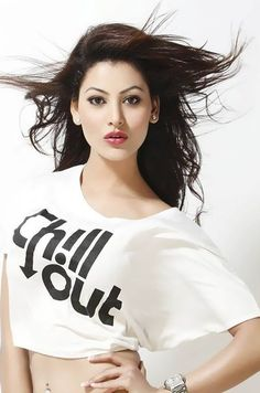 Urvashi Rautela (born 25 February an Indian film actress and model who appears in Bollywood films.Rautela was crowned Miss Diva - Indian Celebrities, Bollywood Celebrities, Beautiful Celebrities, Beautiful Actresses, Beautiful Women, Beautiful Bollywood Actress, Most Beautiful Indian Actress, Catherine Deneuve, Indian Film Actress