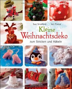 Kleine Weihnachtsdeko: zum Stricken und Häkeln - http://stricken-leicht-gemacht.1pic4u.com/2014/09/03/kleine-weihnachtsdeko-zum-stricken-und-haekeln/