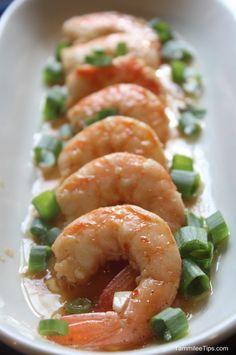 -New Orleans Spicy Barbecue Shrimp Recipe.<3 Shrimp Dishes, Shrimp Recipes, Fish Recipes, Best Crockpot Recipes, Slow Cooker Recipes, Cooking Recipes, Crock Pot Slow Cooker, Crock Pot Cooking, Crock Pot Shrimp