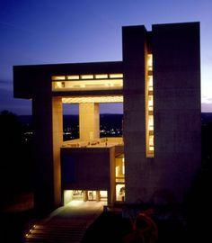 Herbert F. Johnson Museum of Art, Cornell University / I.M. Pei