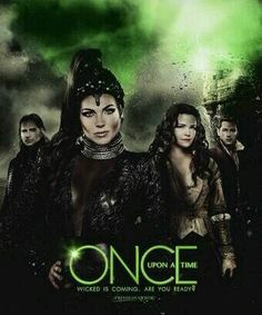 Wicked is coming-OUAT