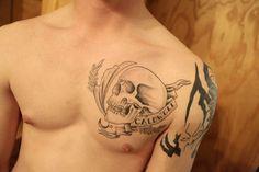Soldier Tattoo Ideas: Chad Caldwell ~ Tattoo Design Inspiration