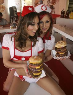 Heart Attack Grill, Las Vegas. A taste worth dying for.