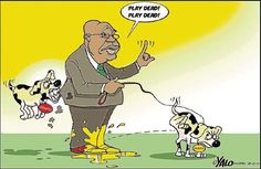Zuma can't control his lapdogs