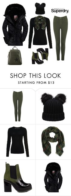 """""""The Cover Up – Jackets by Superdry: Contest Entry"""" by rossie-rz ❤ liked on Polyvore featuring Superdry, Oasis, Miista and Gum by Gianni Chiarini"""