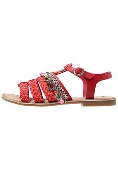 KIOWAS - Sandaler - rojo