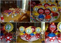 Elmo Party For Parker's birthday?