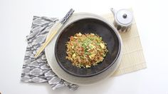 How to Make Fried Rice Like a Japanese Steakhouse's Version | eHow
