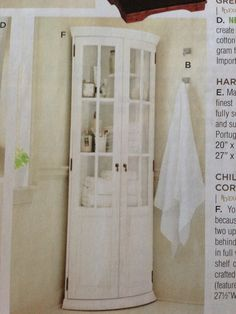 Piccolo cabinet $299 Ballard designs | Summer Decorating ...