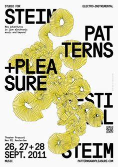 Remco van Bladel, Patterns + Pleasure