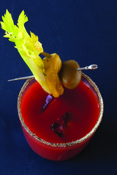Bloody Mary réconfortant