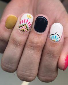 Untitled - #nails #stiletto #stilettonails #nail #summernailart