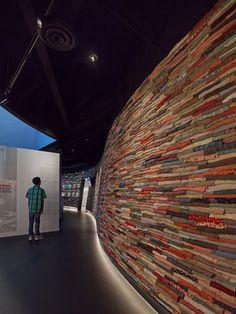 Museum of Tolerance, Anne Frank Exhibit I Yazdani Studio of Cannon Design | ARCHITEKTT
